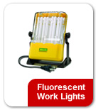 fluorescent work lights