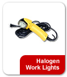Alert Halogen Work Lights