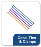Thermafix Cable Ties and Clamps